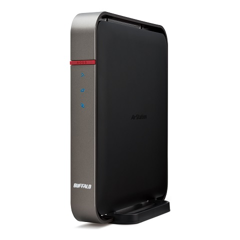 Router WiFi 11ac Buffalo WZR-1750DHP2