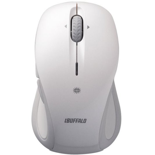 Chuột Wireless BEYOND THE LASER iBUFFALO BSMBLW03