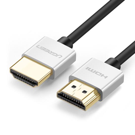 Cáp HDMI 2.0 Siêu Mỏng Dài 3m Ugreen 30479