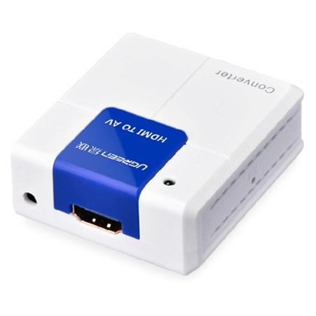 Bộ chuyển HDMI to AV Hỗ trợ Full HD UGREEN 40223