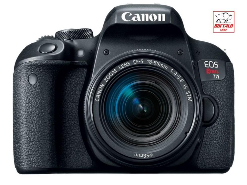 Ra mắt máy ảnh DLSR bán chuyên Canon EOS 800D